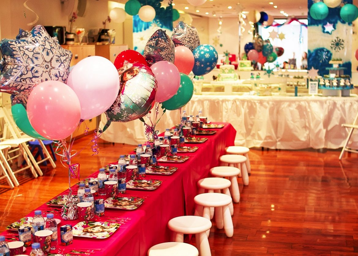 Ideas on the Best Party Venue for your Kids Birthday - Kids